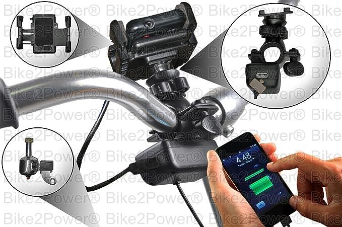 Amazon.com: spinpower S1 universal para smartphone Cargador ...