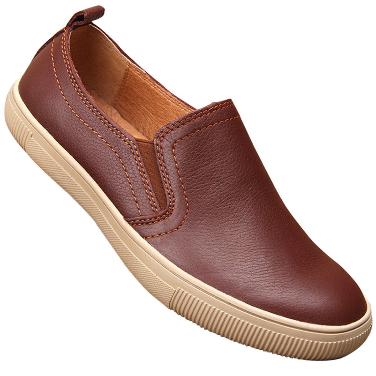 Mocasines Casuales De Los Hombres De La Moda De Los Hombres 42EU|marrón