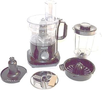 Kenwood Multipro Compact FPP 234 Robot de cocina con liquidiser Licuadora 750 W: Amazon.es: Hogar