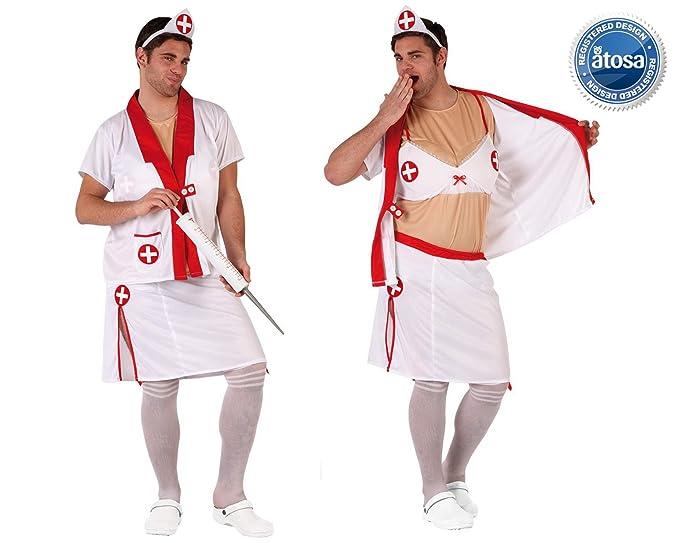 Herrenkostüm Männer Krankenschwester Kostüm