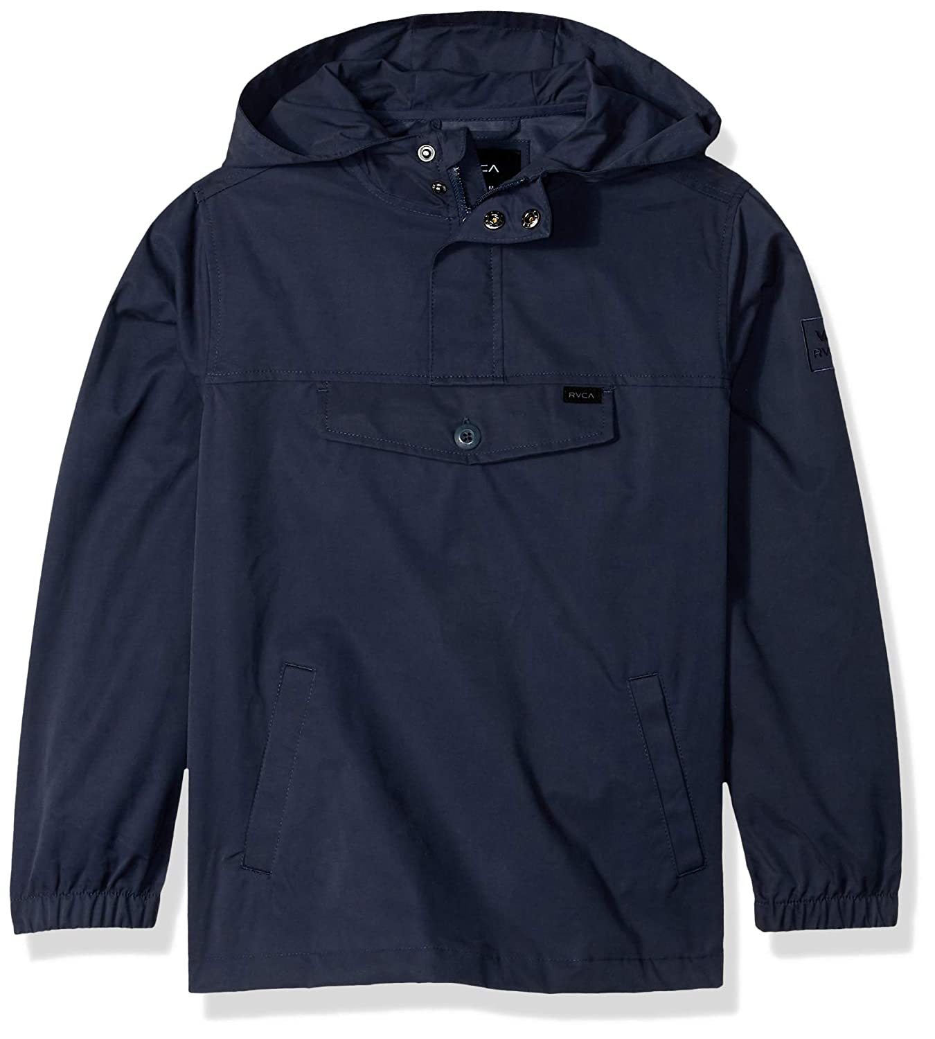RVCA Big Boys on Point Packable Anorak Jacket