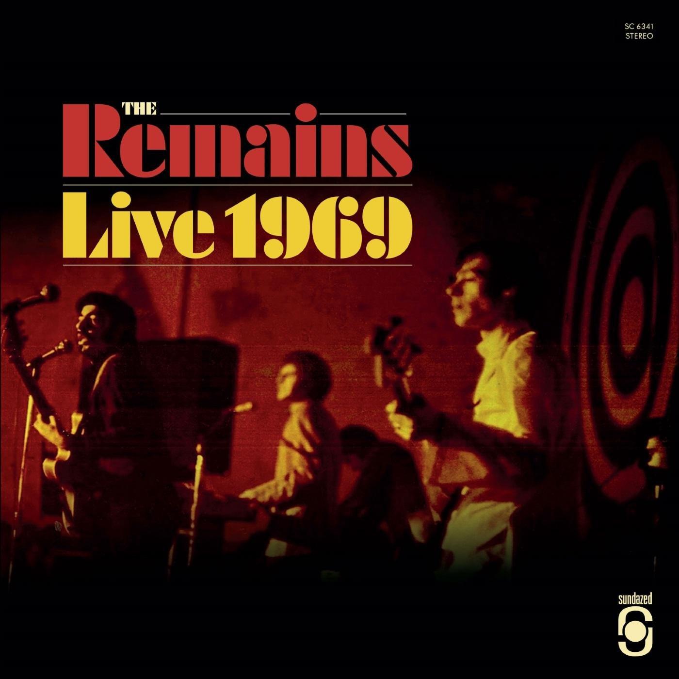 Vinilo : The Remains - Live 1969 (LP Vinyl)