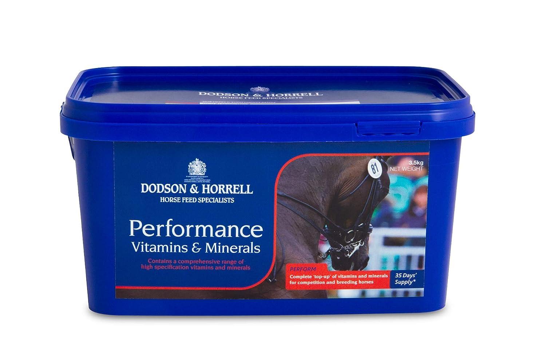 Dodson & Horrell Performance vitamines et minéraux Equine Cheval performances DHL0965