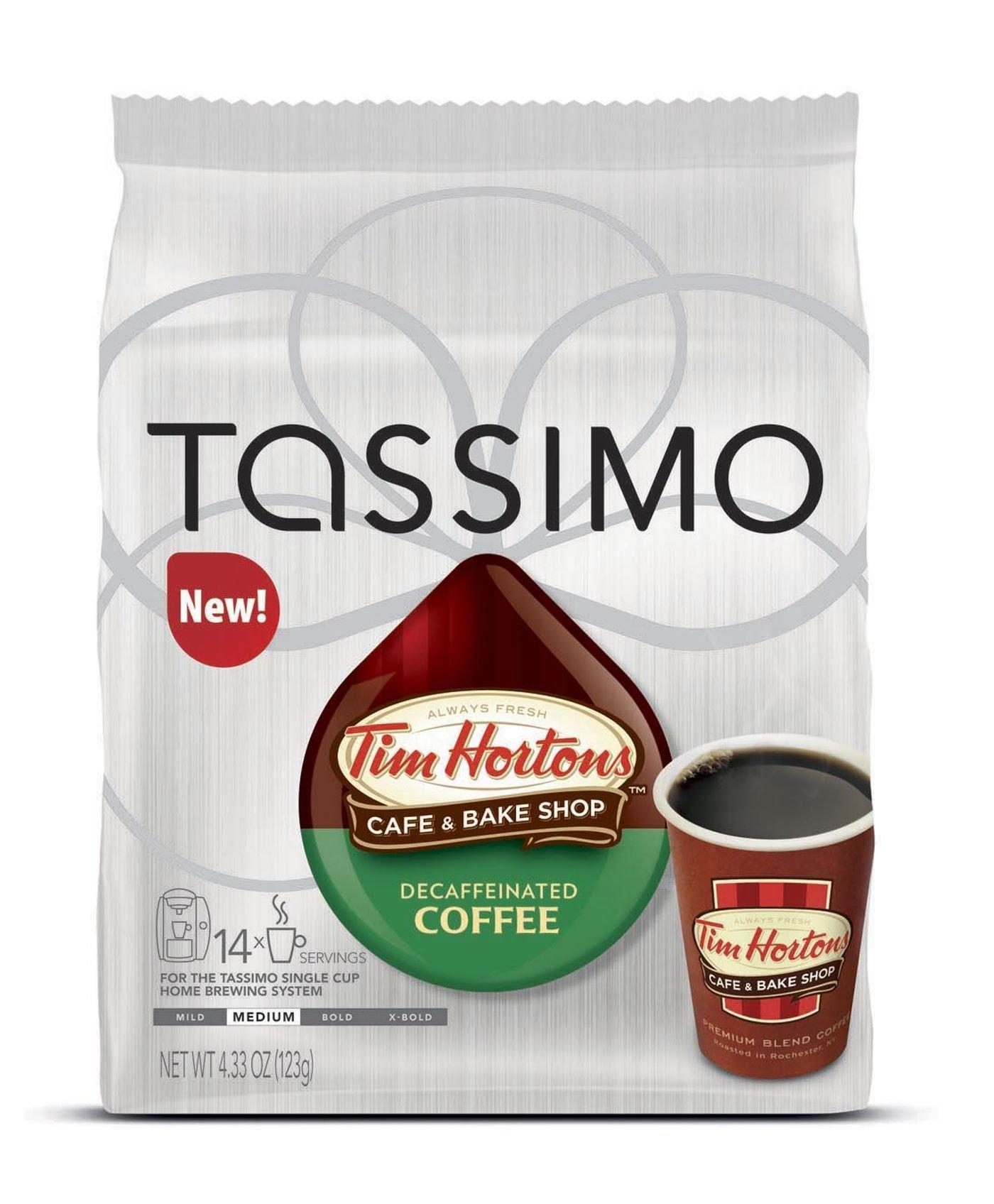 Tim Hortons Decaffeinated Coffee