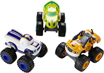 2-Pk. Fisher-Price Nickelodeon Blaze & the Monster Machines