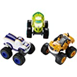 Fisher-Price Nickelodeon Blaze & the Monster Machines, Monster Machine Pals - Pack 2