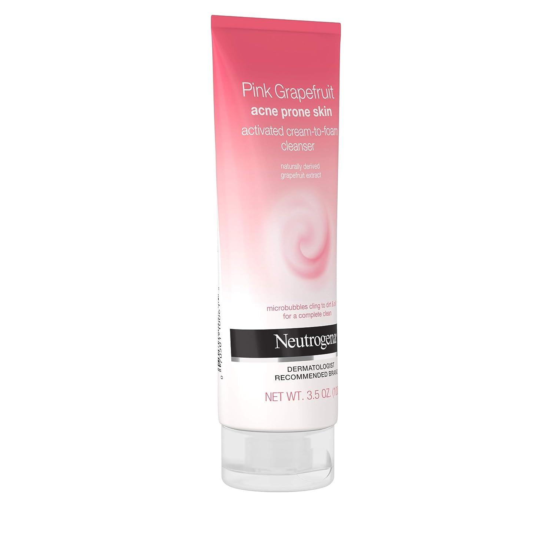 Amazon.com: Neutrogena Pink Grapefruit - Limpiador de piel ...