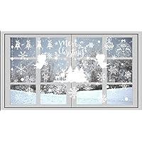 Calcomanías ventana, decoraciones de ventana