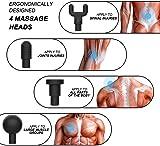 Massage Gun, Cordless Handheld Deep Tissue&Muscle