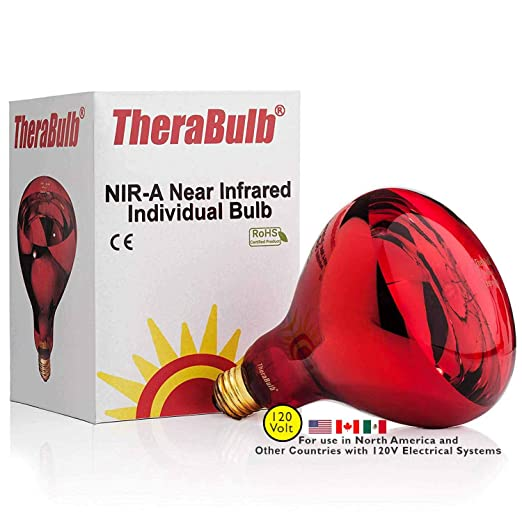TheraBulb NIR-A Near Infrared Bulb - 250 Watt - 120 Volt