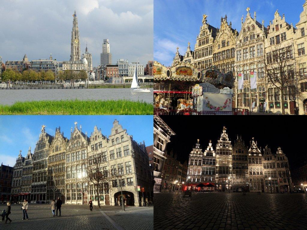 Lais Puzzle Collage Collage Collage Antwerpen 2000 Teile 4b7dfc