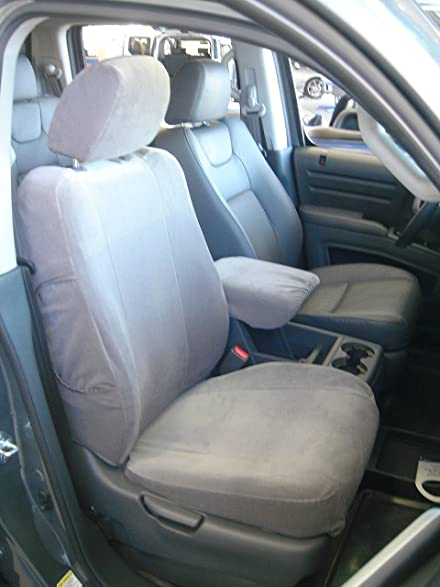 Delightful Durafit Seat Covers, HD16 W3, Honda Ridgeline Front And Back Seat Set  Custom Exact