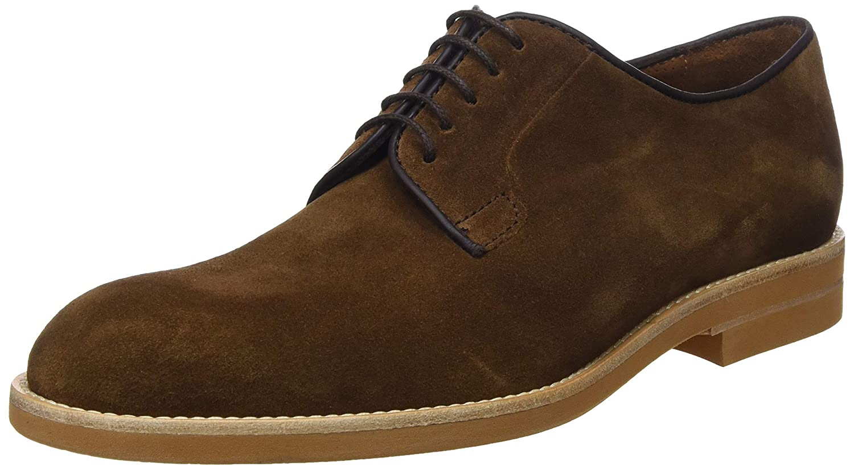 Lottusse T2116, Zapatos de Cordones Derby para Hombre