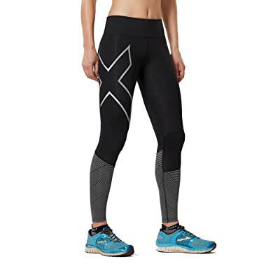 2XU Womens mid-rise Reflect Compression Tights