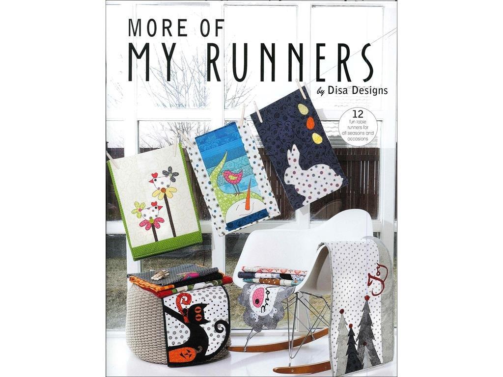DisaDesigns DISA Designs More of My Runners Bk Back DDP1008
