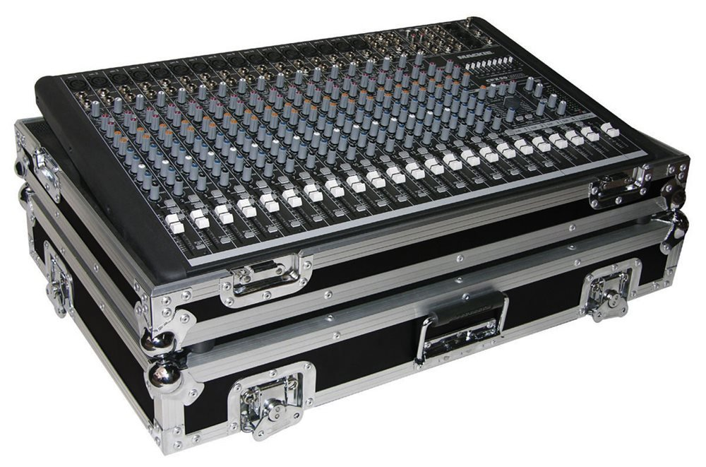 Odyssey FZCFX20 Flight Zone Mackie Cfx20mk2 Mixer Ata Case Odyssey Innovative Designs