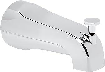 American Standard 8888.026.002 Slip On 4 Inch Diverter Tub Spout, Polished