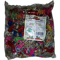 2629; 100 juguetes surtidos con anisetes; ideal