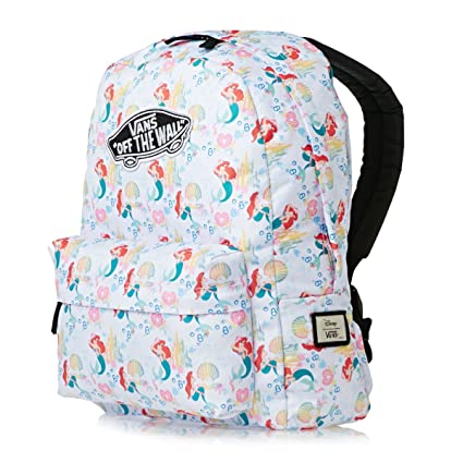 Amazon.com: Vans Off The Wall Womens Disney The Little Mermaid Ariel Backpack Bag: Sports & Outdoors