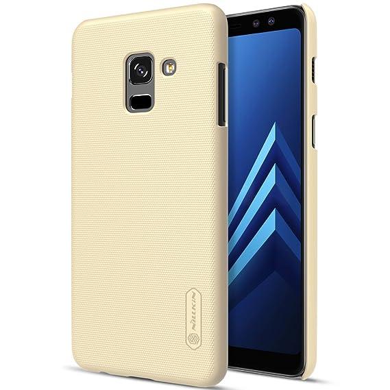 newest 0a975 d81b3 Amazon.com: Samsung Galaxy A8+ 2018 Case,Nillkin [With Screen ...