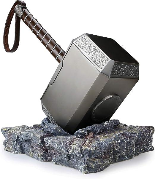 Mjolnir replica from Amazon.