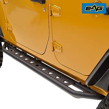 Amazon.com: EAG Side Armor Steps for 07-17 Jeep Wrangler JK 4 Door on wrangler wheels, wrangler throttle body, wrangler heater core, wrangler headlights, wrangler hood, wrangler suspension, wrangler accessories, wrangler mirrors, wrangler fenders, wrangler bumpers, wrangler antenna, wrangler lights,