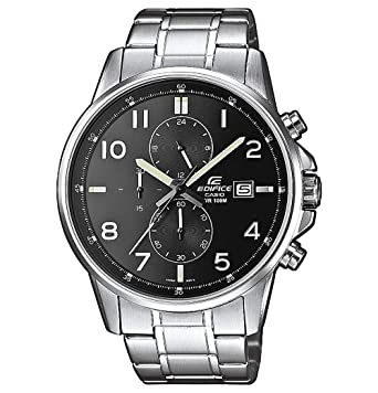 1f8d3ef019b3 Casio Reloj de Pulsera EFR-505D-1AVEF  Amazon.es  Relojes