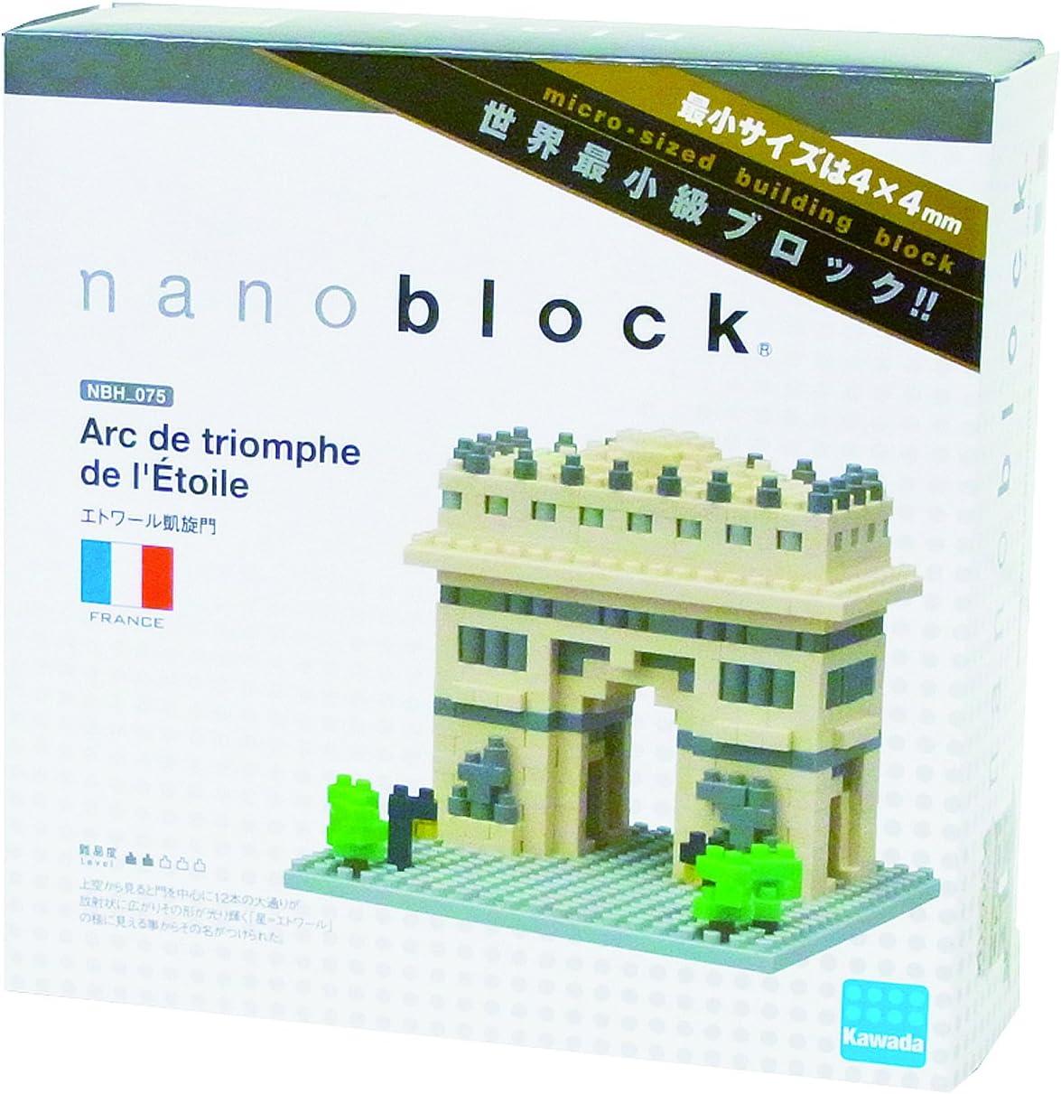 Nanoblock - Puzzle 3D de 480 Piezas (NAN-NBH075): Amazon.es ...