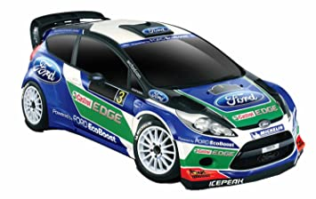 AK Sport 1:20 Scale RC Ford Fiesta RS World Rally Car: Amazon.co.uk
