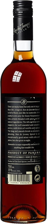 Ron de Jeremy Super Premium Caribbean Spiced - 700 ml