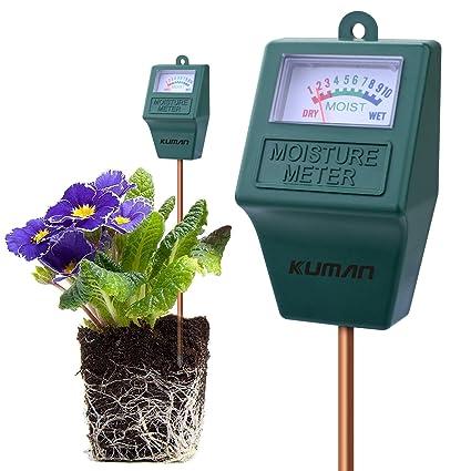 Longruner Soil Moisture Sensor Meter Tester