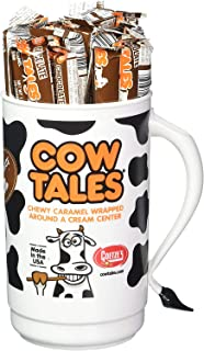 product image for Goetze's Cow Tales Candy Tumbler, 100 Count