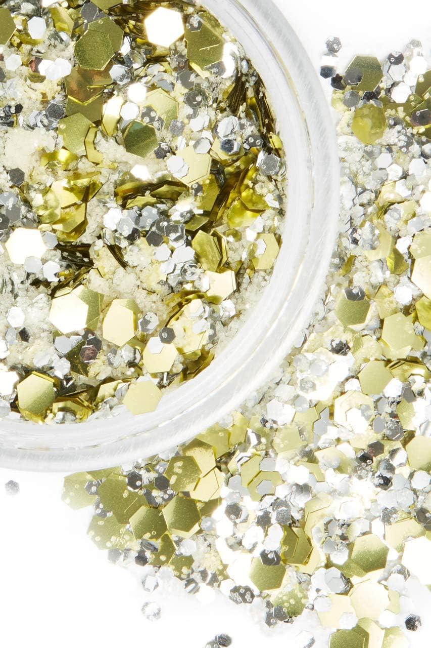 In your Dreams Golden Mirage Purpurina biodegradable: Amazon.es ...