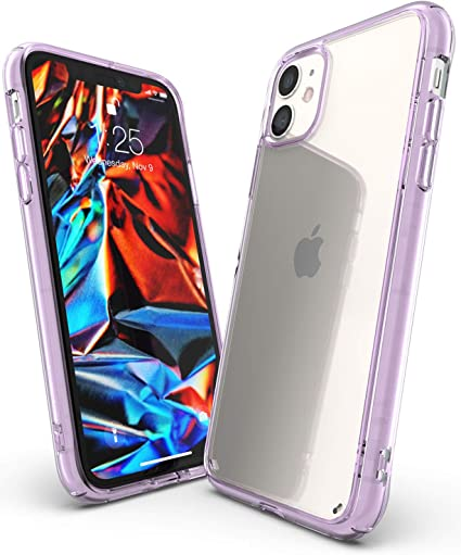 Coque Iphone 11 Bumper Transparent en Tpu Souple Et Dos En Pc Rigide Et Transparent Protection Coque Pour Iphone 11 61