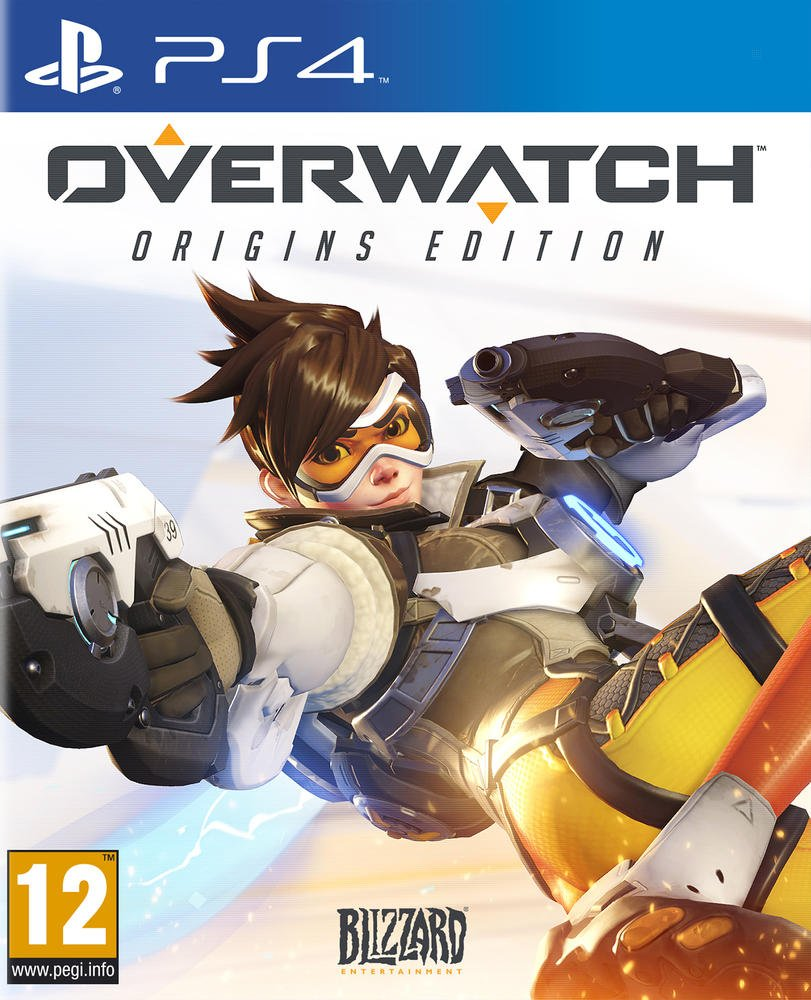 Over Watch [PS4] : Origins edition | Blizzard Entertainment