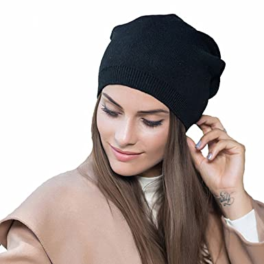 4e8239a62eaed7 Women Beanie Hat - Youson Girl® Winter Wool Skullies Beanies Ski Cashmere  Hats Oversized Cap