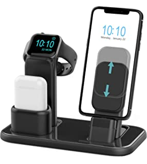 Amazon.com: BEACOO Stand for iwatch, Charging Stand Dock ...