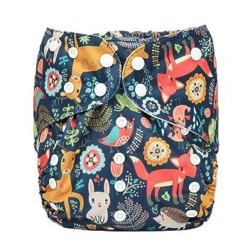 Swim Diaper Nappy Pants Adjuatable Reusable Infant Baby Toddler Solar System