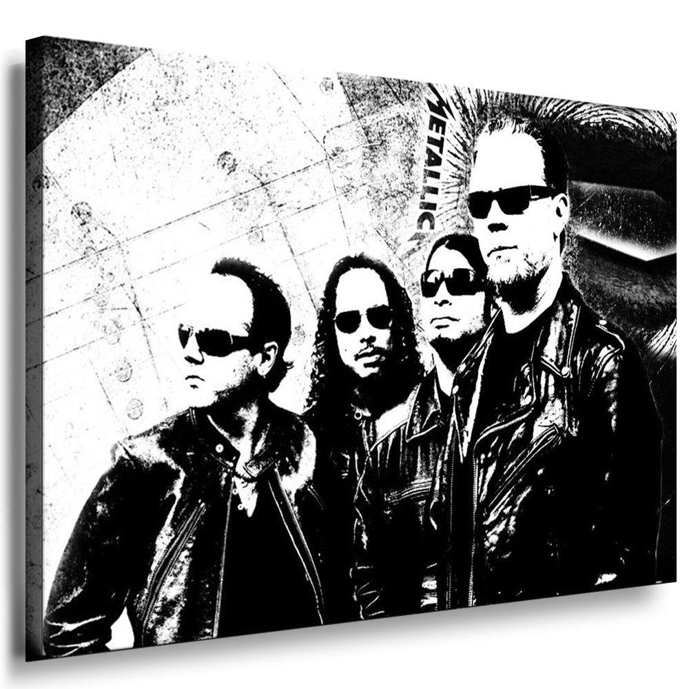 Bilder Kunstdrucke   Boikal   Bild mit Keilrahmen Metallica 100x70cm xxl.39