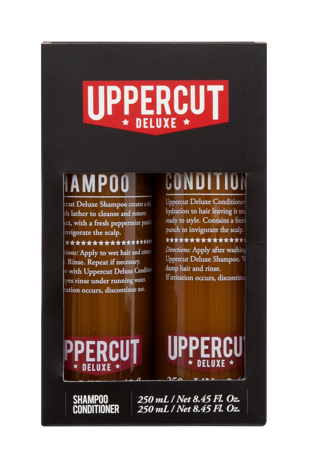 Uppercut Deluxe Duo Shampoo and Conditioner Set