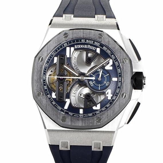 Audemars Piguet Royal Roble Offshore automatic-self-wind Mens Reloj (Certificado) de segunda mano: Audemars Piguet: Amazon.es: Relojes