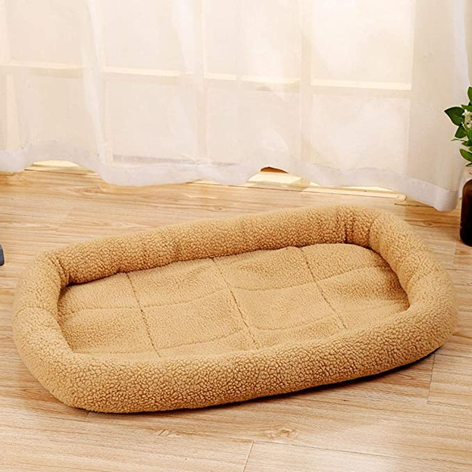 Jiabei Colchoneta for Perros Pet Nest Simple Rectangular Pet ...