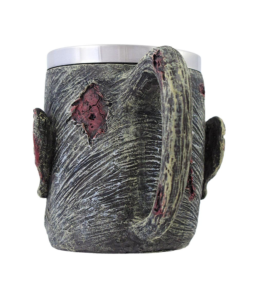 Creepy Zombie Head Mug Things2Die4 ST-86