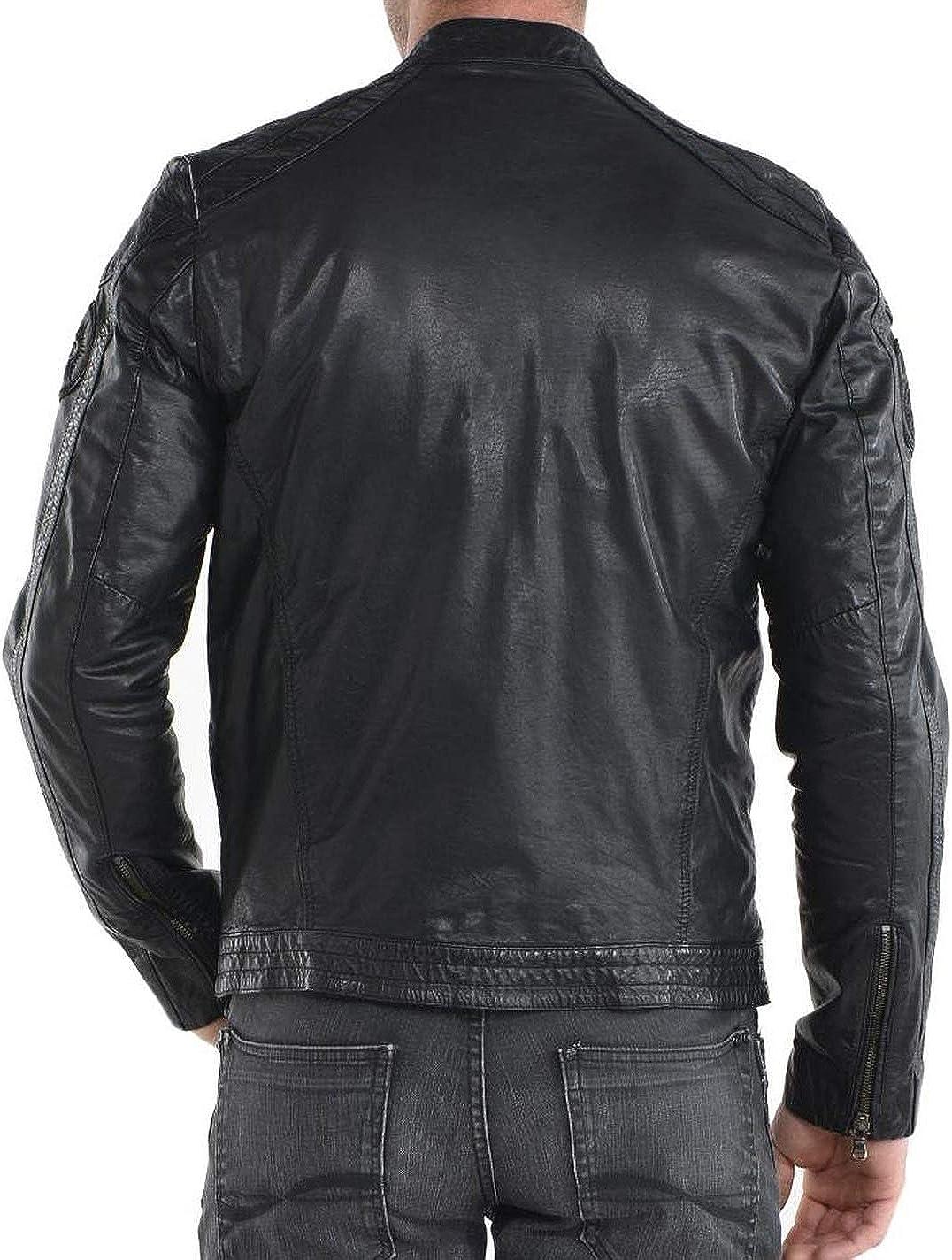 Skin2Fashion Mens Leather Jackets 194
