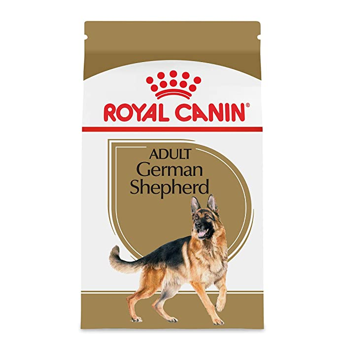 Top 10 German Shepherd Dog Food