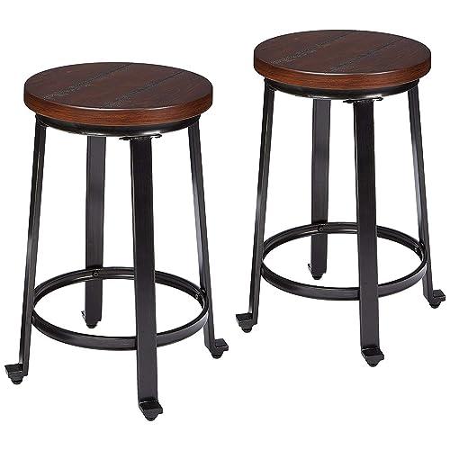 Amazon Kitchen Bar Stools: Rustic Bar Stools: Amazon.com