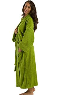 db12d67fcd Personalized Terry Cloth Cotton Robes for Women and Men