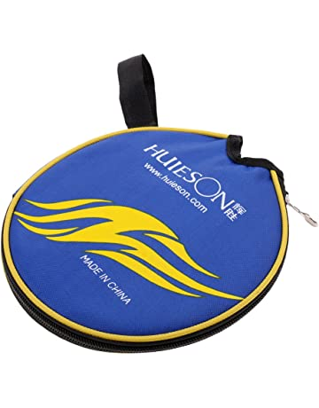 simhoa Table Tennis Racket Bag Ping Pong Paddle Bat Holder Pouch Case 265b04e788