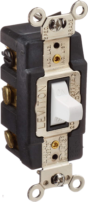 Leviton 1286-W, White - Wall Light Switches - Amazon.comAmazon.com