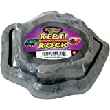 Zoo Med Combo Reptile Rock Food and Water Dish